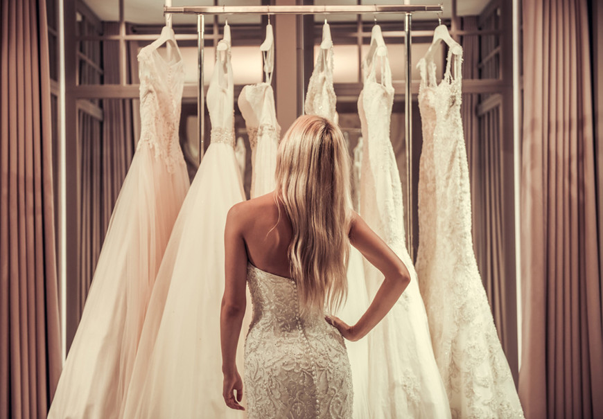 Making Your Wedding Dreams Come True By Choosing A Dream Dress