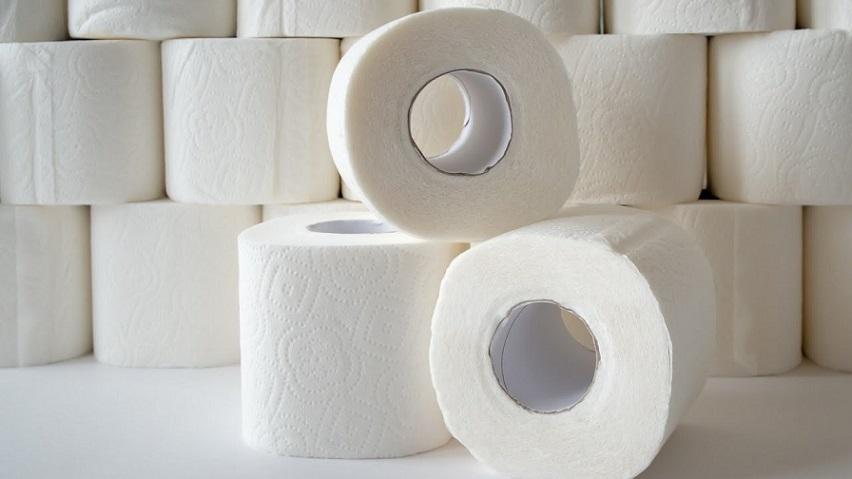 疫情中的紙巾搶購風潮